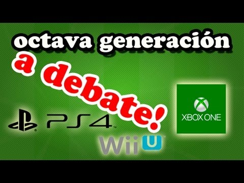 XBOX ONE y PS4 a DEBATE!! {DIRECTO}
