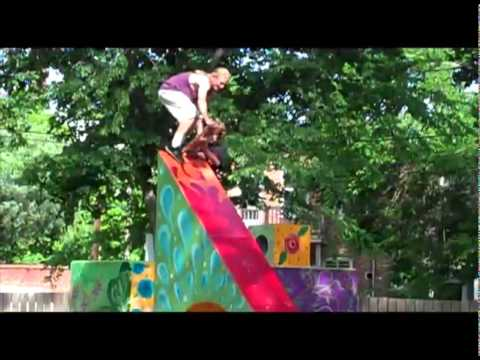 Dominion Skateboards - Fun with Flip video