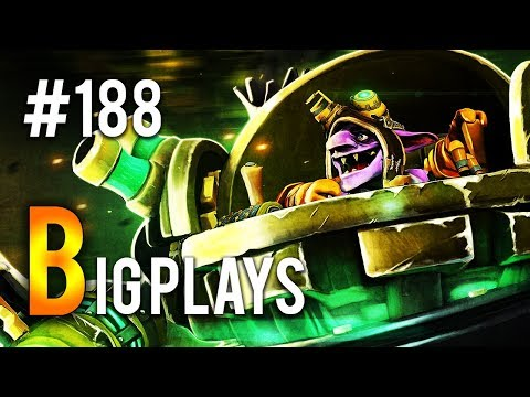 Dota 2 - Big Plays Moments - Ep. 188