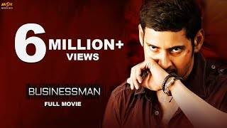 Businessman Latest Tamil Full Movie - Mahesh Babu, Kajal Aggarwal