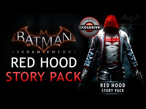 Batman: Arkham Knight - Red Hood Story Pack DLC