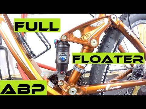 Systemy Active Braking Pivot I Full Floater - Trek Fuel EX8 - Rower Full Suspension