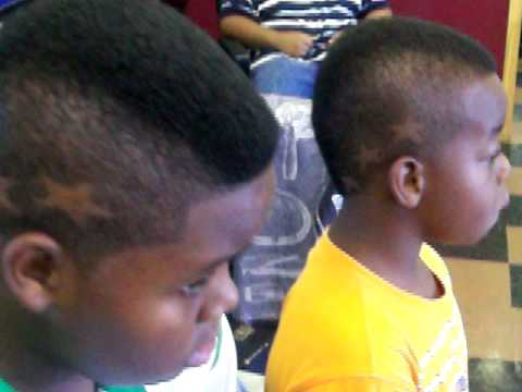 Little black boy haircuts