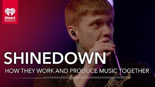 Download Lagu How Does Shinedown Work Together As A Band?  | iHeartRadio Album Release Party Gratis STAFABAND