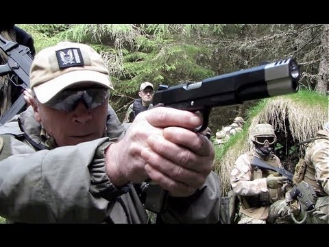 Airsoft War Section8 Weekender June 2013 HD