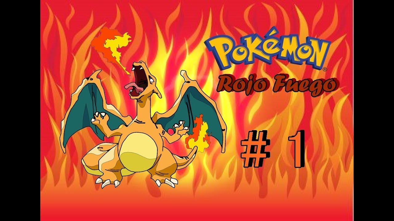 Pok mon rojo fuego cap 1 en espa ol el comienzo youtube for Gimnasio 8 pokemon rojo fuego