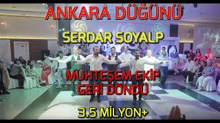 Download Lagu ANKARA DÜĞÜNÜ! MUHTEŞEM EKİP GERİ DÖNDÜ (SÜRPRİZ BÖYLE YAPILIR ! ) - SERDAR SOYALP Gratis STAFABAND