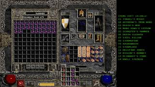 Diablo 2 - Hellfire Torch - Holy Grail (489 out of 502) - Good Item