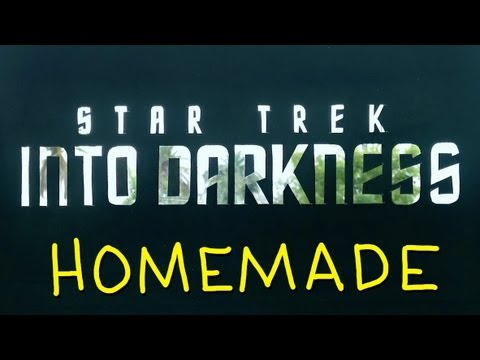 Star Trek Into Darkness New Trailer - Homemade Shot for Shot