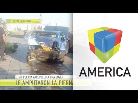 Mar del Plata: Miraba el amanecer y fue atropellada por un policía