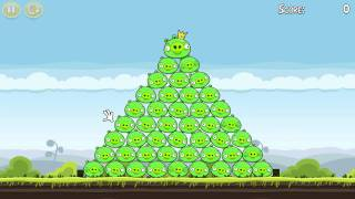 Hidden Golden Egg Angry Birds 4.