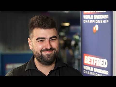 Clarke In Complete Shock After 10-8 Win Over Allen | Betfred World Championship