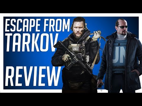 ESCAPE FROM TARKOV - REVIEW (Closed Beta)