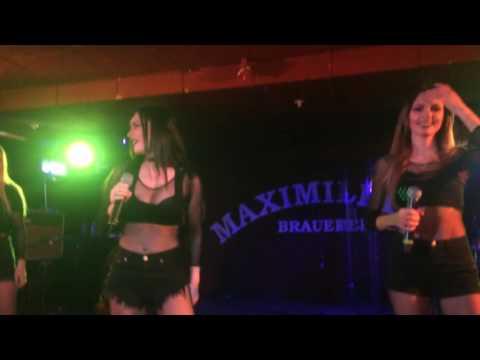 SEREBRO - Угар «Максимилианс» Самара (29.03.17)