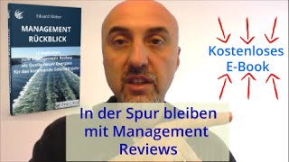 Erfolg mit Management Review nach Iso 9001