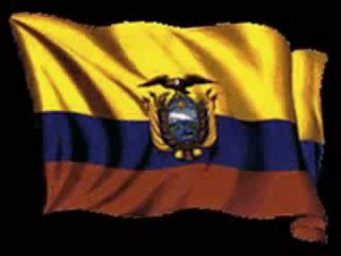 Himno a la Bandera Nacional del Ecuador