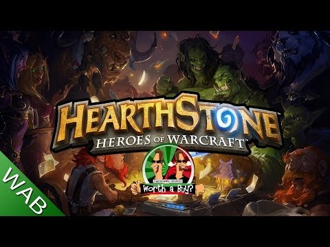 Hearthstone Review - Blizzards Card Game is it Worth Playing?