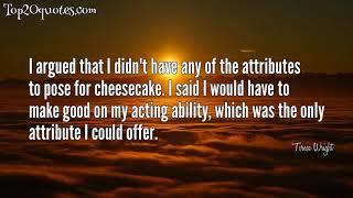 🌦 Top 5 Quotes of Teresa Wright - Film actress