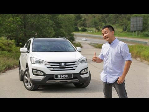 Hyundai Santa Fe 2.2 CRDi review - AutoBuzz.my