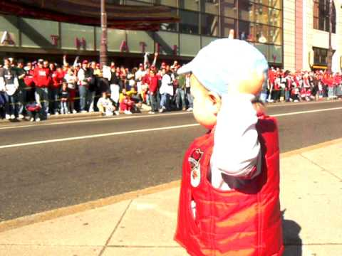 Thumbnail of video Toddler Leads the Celebration
