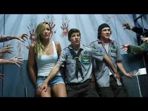 Скауты против зомби (2015 ) | Официальный трейлер в HD