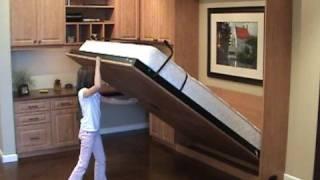 Механизм шкаф-кровать