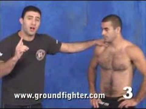 Karo Parisyan, Judo For Mixed Martial Arts, Drop Seoi-Nagi Image 1
