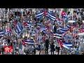 Cuba, Francesco: sono vicino al popolo che soffre, urge il dialogo