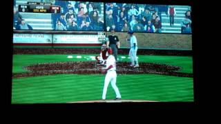 Mlb the show 14 ps4 graphics black out