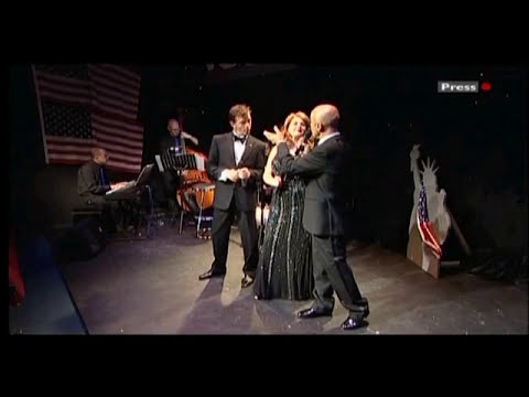 """""""The Great American Songbook"""" - BBC London News Feature (Monday 10th August 2009 at 6:30pm) thumbnail"""
