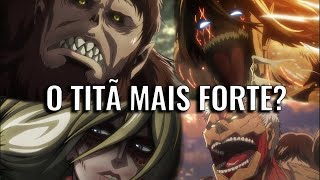 PODERES DOS 9 TITÃS ORIGINAIS EXPLICADOS ► SHINGEKI NO KYOJIN (Attack on Titan)