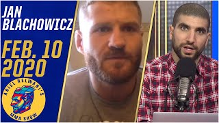 Jan Blachowicz previews Corey Anderson fight, says Jon Jones is next | Ariel Helwani's MMA Show