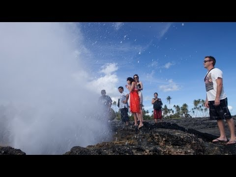 Savaii Samoa 2013, Travel Video Guide