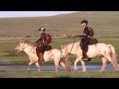 Mongol Derby: World's Longest, Toughest Horse Race