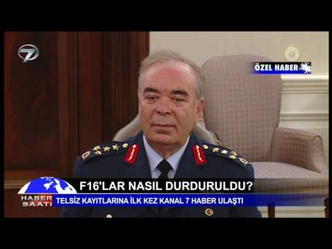 15 Temmuz gecesi F16'lar nasıl durduruldu? - Özel Haber