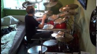 She Is My Sin - Nightwish - Drum Cover