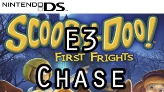 Scooby Doo: First Frights - Nintendo DS - E3 Chase