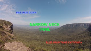 Bike Ride Narrow Neck | Gopro Hero 3