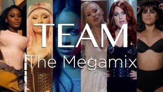 TEAM | Dance Megamix ft. Iggy Azalea, Ariana Grande, Justin Bieber, Beyonce, Selena Gomez