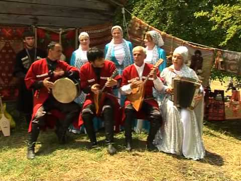 Ensemble Pankisi From Georgia - Chechen Folk Song