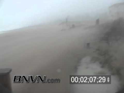 Hurricane Frances Video, Fort Pierce, FL and Hutchinson Island, FL Part 10