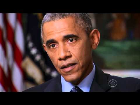 Obama: The County Is Better Off, People Just Don't Feel It