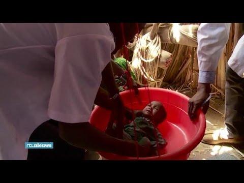 Extreme droogte in Oost-Afrika: veel kinderen onde - RTL NIEUWS