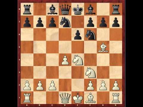 Каспаров - Широв (французская защита)