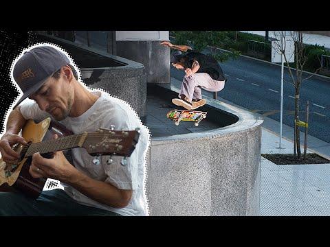 Land Or Slam! Emmanuel Guzman RAW & UNCUT in Argentina   Santa Cruz Skateboards