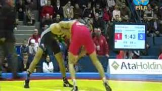 (Dagestan)Nariman Israpilov Vs Gochashvili (Georgia). Final