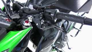 Kawasaki Z800 Mods and upgrades so far