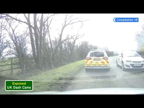 Exposed: UK Dash Cams (Bad Drivers, Road Rage & Crashes) Compilation #9 [2016]