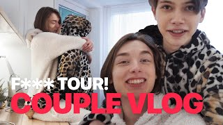 F*** Tour with Kisses! — Gay Home Tour