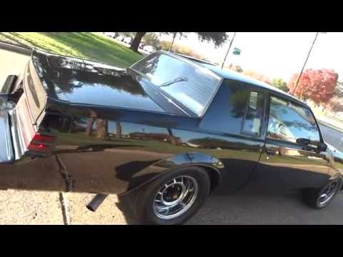Buick Grand National Turbo Modified Import Killer